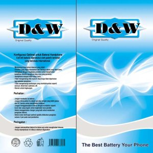 DW Battery Packing