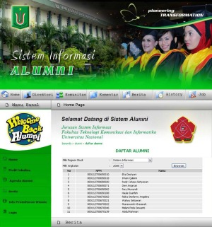 webdesain alumni