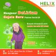 desain helix delirium